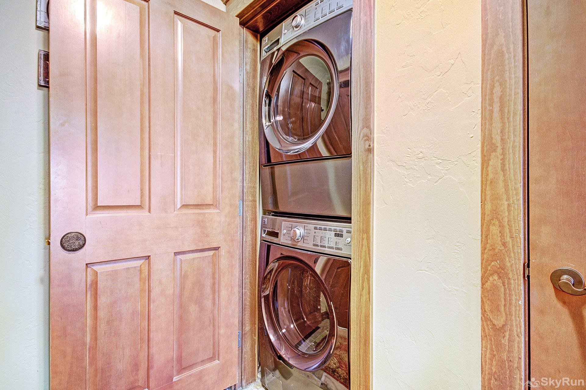 MC204 Mill Club Private Washer and Dryer