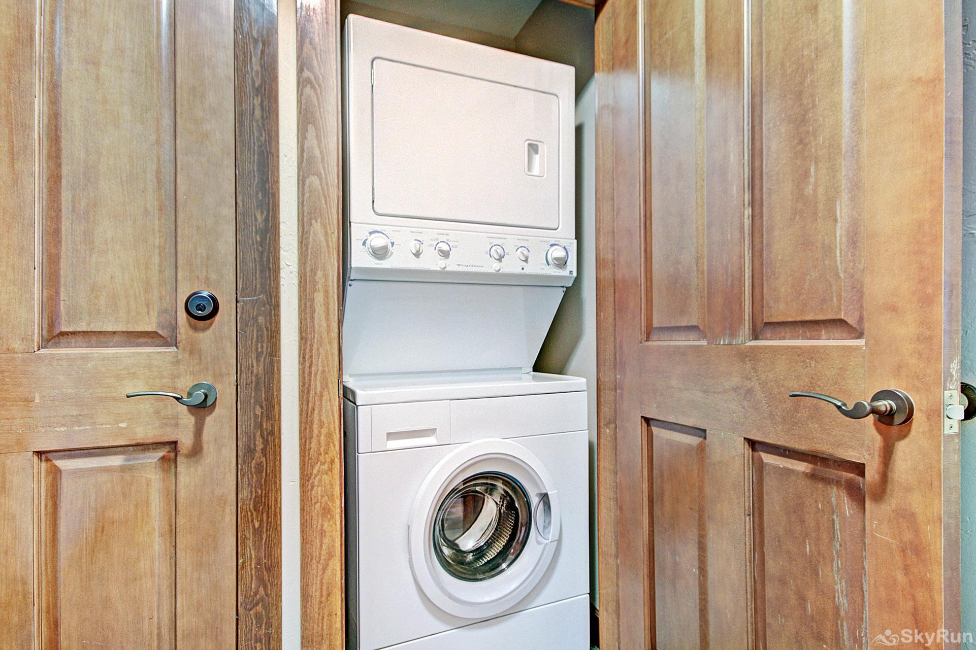 MC308 Mill Club Private Washer and Dryer