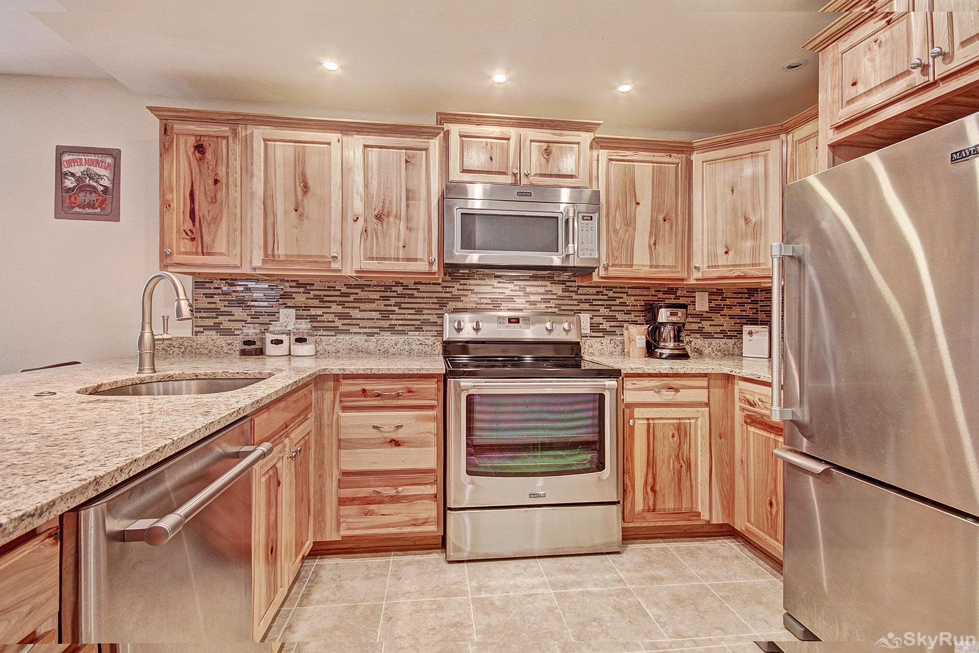 FP201 Foxpine Inn Pet Friendly Beautiful Fully Equipped Kitchen