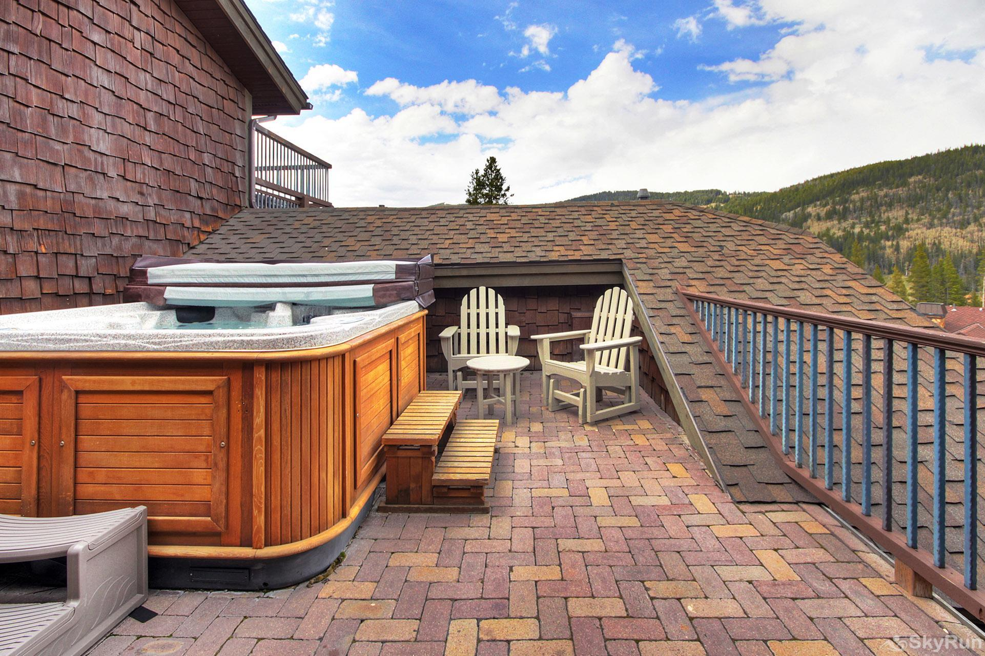 LR962 The Timberline at Lewis Ranch Private Hot Tub
