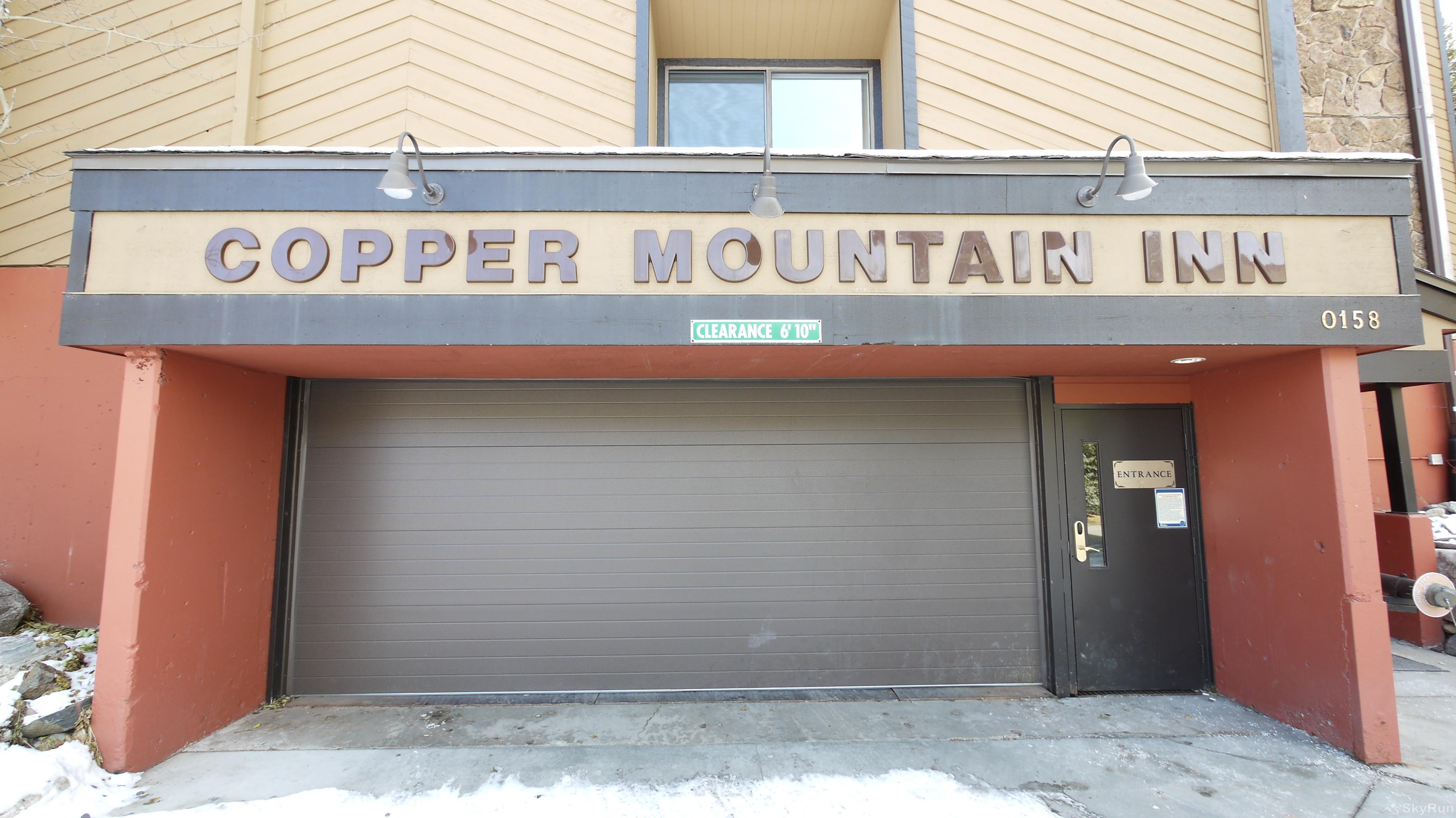 Cm244 Copper Mtn Inn Mountain Skyrun Copper Mountain