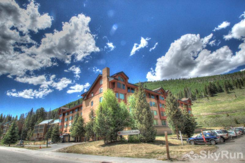 Tl504 Telemark Lodge Mountain Skyrun Copper Mountain