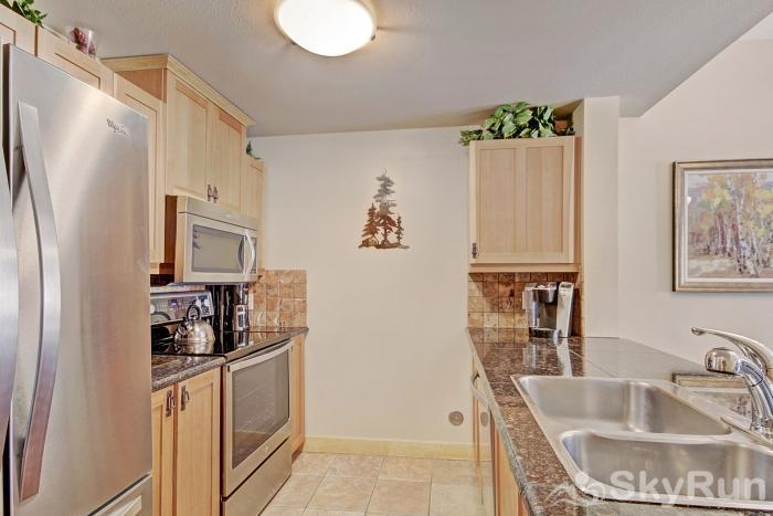 PP502 Passage Point Fully Equipped Kitchen