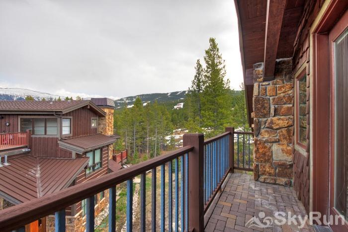 LR962 The Timberline at Lewis Ranch Balcony Views