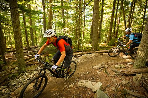 Pioneer Sports: Path Bike Rental