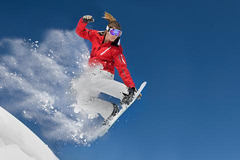 Christy Sports: Ski Or Snowboard Rental With Boots