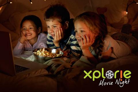SkyRun Movie Night