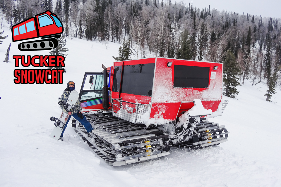 Free Tucker Snow Cat Tour